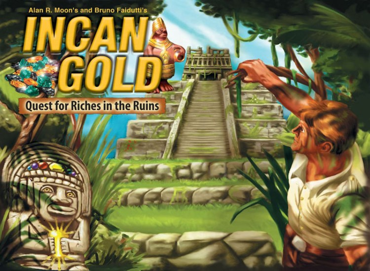 Incan Gold (2005 - Fred Distribution)
